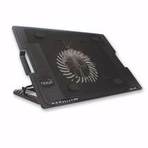 Base Cooler Para Notebook Noganet Inclinable 5 Niveles Gtia