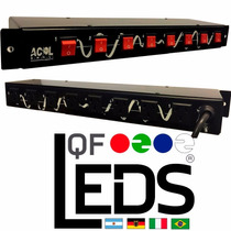 Consola Luces Dmx Iluminacion Led Rgb Tablero On Off