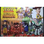 Blister Muñecos Disney Pixar Toy Story Colección O Torta