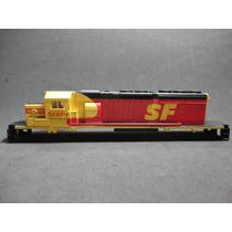 Llm-5068 Santa Fe Carroc Locomotoras Sd-40-2 Athearn Ho-