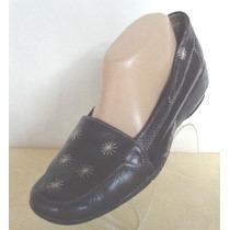 Zapatos Chiarini Nº40 Cuero Marron O.mar2011