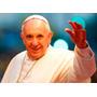 Papa Francisco, Laminas En Bastidor
