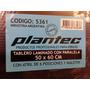 Tablero Laminado Plantec 50x60*5361*+atril 5-po+maletin-5212