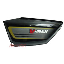 Cacha Lateral Izq Honda V Men 125 Negro Orig Freeway Motos