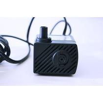 Bomba Motor 2 W C/luz Fuentes De Agua  Cascadas Feng Shui