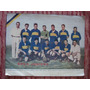 Poster Revista Caras Y Caretas Boca Juniors Decada Del 30´