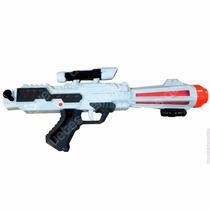 Pistola Espacial Luz Y Sonido Símil Star Wars