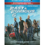 Blu-ray -- Fast & Furious 6 / Rapido Y Furioso 6