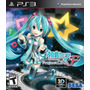 Hatsune Miku: Project Diva F Ps3 Entrega Inmediata