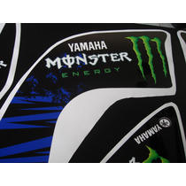 Calcos Cuatriciclo Yamaha Yfm 700 Raptor Competicion