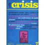 Revista Crisis Nº 7 Orgambide Picasso Sábat