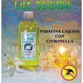 Citronella Kit Lampara De Aceite