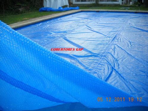 Cobertores para piletas mantas termicas excelente for Cobertores para piletas