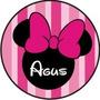 Souvenir Cumpleaños Golosinas Candybar Personalizado Sticker