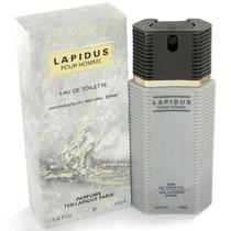 Lapidus By Ted Lapidus 100ml En Caja Original!!! Nuevo