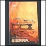 Ford Sierra 1984 Manual Guantera Orig.