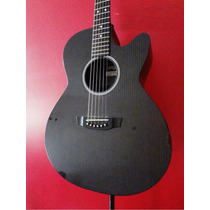 Guitarra Electroacústica Rainsong Fibra De Carbono Grafito