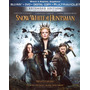 Blu-ray Snow White & The Huntsman / Blanca Nieves / Br+dvd