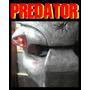 Predator Helmet, Casco Disfraz, Mascara, Alien, Depredador !