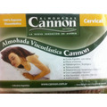 Almohada Cannon Viscoelastica Cervical O Clasica Oferta
