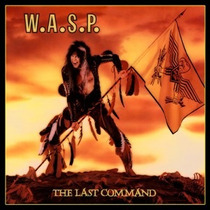 W.a.s.p. The Last Command Cd