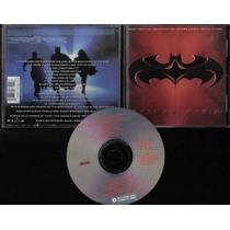 Cd Original Batman Y Robin Como Nuevo Dc Comics