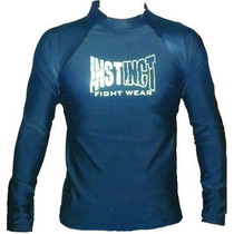 Remeras De Lycra Manga Larga Instinct Mma Grappling Ufc