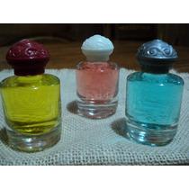 Souvenirs Perfumes Símil,en Vidrio 20cc,(10 Unidades)regalos