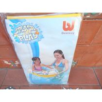 Bote Inflable Bestway 102cm. X 69cm. 3 A 6 Años Devoto Toys