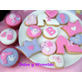 Cookies, Galletitas Decoradas: Serie Barbie