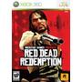 Juego Xbox 360 Red Dead Redemption Ntsc En Español