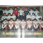 Lamina Seleccion Juvenil Futbol Mexico Copa Fifa Coca Cola