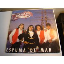 Los Dinos Espuma De Mar Album Vinilo Lp Cumbia