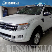Nueva Ford Ranger Xlt 4x2 Doble Cabina 0km Entrega Inmediata