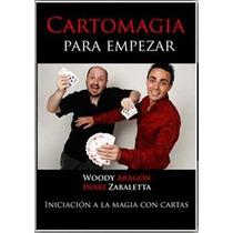 Cartomagia Para Empezar, Set De 3 Dvds En Español!