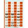 Vidrio Visor Ariston 53,8x40,3 Cm.gris Art.10088/8