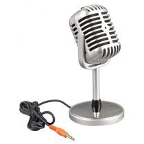 Micrófono Retro Para Pc - Bebop Regalos - Regalos Originales