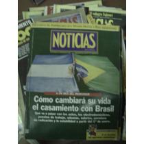 Noticias Poli Armentano Vargas Llosa Menem Grondona Velez Br