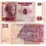 Billete Congo 50 Francos Año 1990 Catalogo 45 Dolares Oferta