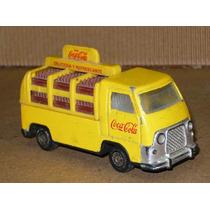 Camion Tome Coca Cola Bien Helada Modelo 1950 France