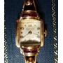 Reloj Pulsera Oro18 Ks. Zephir Ancre 15 Rubies Antimagnetico