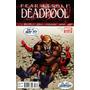 Fear Itself Deadpool #3 - Hastings - Dazo - Novedad - Inglés