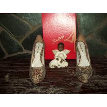 Quiero Compartirlos Con Vos! Zapatos Saverio Di Ricci (nº40)