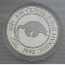 2da Serie Iberoamericana De Plata - Tatu Guazu -1996 Agotada