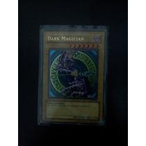 Dark Magician Mago Oscuro Cartas De Yugioh