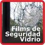 Film Contact Polarizado Seguridad Transparente Vidrio 1m