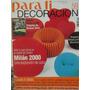Libreriaweb Revista Para Ti Decoracion - N 59