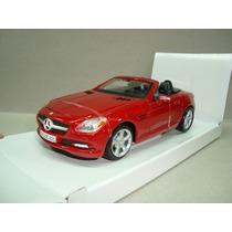 Mercedes Benz Slk Klass Supercar - Rojo - Maisto 1/24