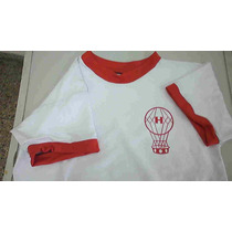 Camiseta Retro Huracan Envio A Pqe Patricios Pompeya S/c