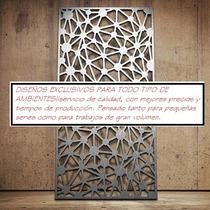 Diseño De Interiores, Separador De Ambientes ,